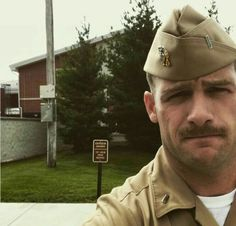 Hairy beefy men and stuff that turns me on. Beard No Mustache, Moustache, Hairy Men, Bearded Men, Soldier Haircut, Sexy Military Men, Beefy Men, Men In Uniform, Hair And Beard Styles