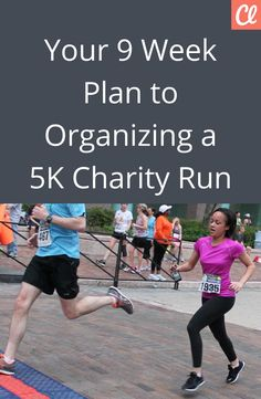 Your 9 Week Plan to Organizing a Charity Run Nonprofit Fundraising, Fundraising Events, Fundraising Ideas, Charity Run, Charity Gifts, Speech Therapy Activities, Play Therapy, Church Fundraisers, Social Thinking