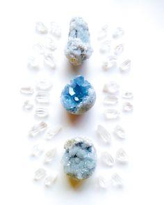 Rutilated Quartz, Labradorite, Shine The Light, Agate Geode, Crystal Grid, Rose Quartz, Amethyst, Healing, Stud Earrings