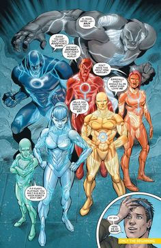 Metal Men (Prime Earth) | DC Database | Fandom powered by Wikia