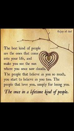 Lifetime people