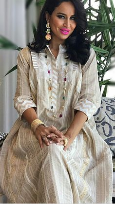 Oriental Fashion, Ethnic Fashion, African Fashion, Indian Fashion, Modest Fashion, Hijab Fashion, Fashion Outfits, Vip Dress, Style Africain