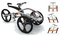 25 Tricked-Out Tricycles - Trikes to Tandem Tricycles (CLUSTER)