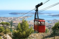 Panorama Toulon, France would be so cool :)