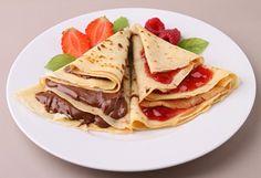 Comes e Bebes | Buffet de Crepes, Panquecas e Waffles