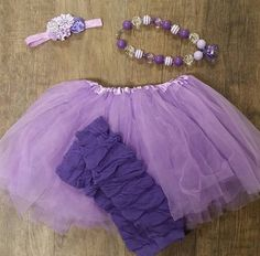 Hey, I found this really awesome Etsy listing at https://www.etsy.com/listing/263912710/purple-tutu-set-w-legwarmers-necklace