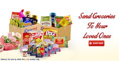 Distance is not a hindrance when expressing your love to your loved ones. Send groceries to your family in the Philippines . only from Bayan Mall Online Shopping! Online Grocery Store, Online Shopping Mall, Filipino, Pop Tarts, Philippines, Make It Simple, Snack Recipes, Packaging, Gadgets