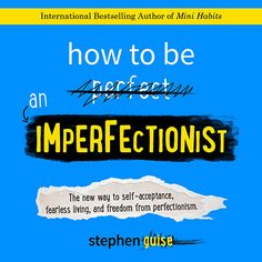 Perfectionism is a naturally limiting mindset. For example, kids are taught to color inside the lines, and any color outside the lines is considered a mistake that must be corrected. Imperfectionism frees us to live outside the lines, where possibilities are infinite, mistakes are allowed, and self-judgment is minimal.   While the freedom of imperfectionism is impactful, it does not preclude us from having problems. Imperfectionists aren't so ironic as to have perfect lives, they're just…