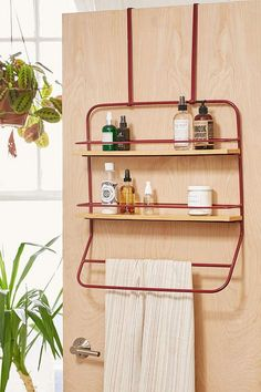 Tiered Storage Rack