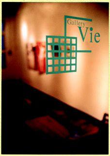 VIe's logo & window