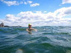 Coney Island Brighton Beach Open Water Swimmers (CIBBOWS). October 16, 2010.