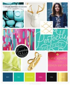 Saffron Avenue specializes in logo design, branding, blog/web design, and stationery for modern professionals. The blog features stylish events, modern design, and colorful inspiration..
