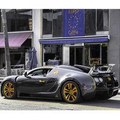 Sweet Mansory Bugatti Veyron