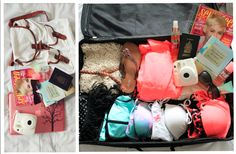 KalyNicholson - smile, live, love: how I pack for a trip