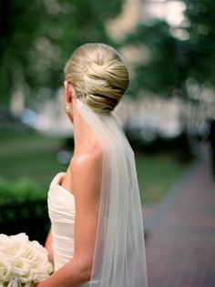 Modern Bride Sports a Vera Wang Wedding Dress at Cool Chicago Wedding from Artisan Events - wedding hairstyle