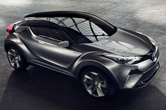 #Toyota #CHR crossover will be built in Turkey