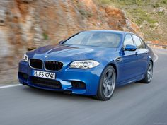 New BMW M5 F10 pictures