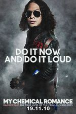RAY TORO DANGER DAYS PROMO MY CHEMICAL ROMANCE POSTER NEW A1 LARGE