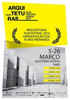 LA CANTANTE de Rafael Navarro Miñón se proyecta en Faro (Portugal) como ganador del Arquiteturas Film Festival de Lisboa. Será el 26 de marzo.