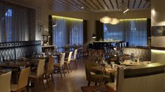 The Morrison Grill at The Morrison Hotel is glam and gorgeous!