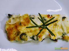 Sformato di rapa bianca  #ricette #food #recipes