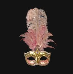 Colombina Sisi Gold Pink