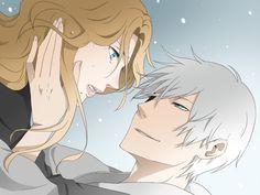 Bleach, Ichimaru Gin X Matsumoto Rangiku