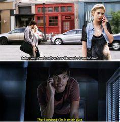 """Hanna and Caleb - #Pretty Little Liars Season 5 Episode 16 """"Over a Barrel"""""""