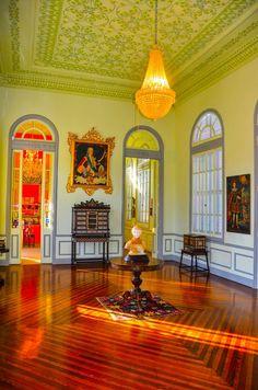 Mansion in Barranco, Lima, Peru