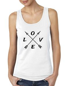Love and Arrows Native American Inspired Ladies by NerdGirlTees