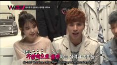 [ENG SUB] 140414 Mnet Wide   IU and HIGH4   MV Filming BTS