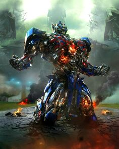 """""""Stand together, or face extinction"""" Transformers 4: Age of Extinction fan-made posters, just plain awesome."""