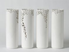 beautiful and delicate, by Timea Sio contemporary ceramics