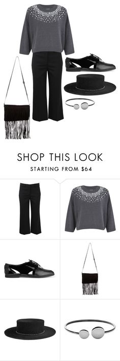 """""""Open up"""" by perpetto ❤ liked on Polyvore featuring Michael Kors, MICHAEL Michael Kors, Eugenia Kim and Skagen"""