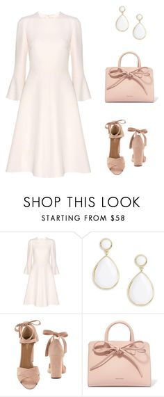 """iwonnadream"" by teatees ❤ liked on Polyvore featuring Valentino, Trina Turk, Aquazzura and Mansur Gavriel"