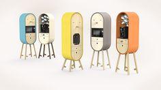LOLO The capsular micro kitchen on Behance