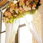 Gold and Pink Elegant Wedding Ideas