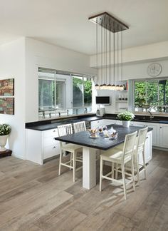 kitchen islands with seating for 6 | save to ideabook email photo