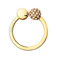 Ring Rosé & Diamant in Roségold | &-Collection RENÉSIM