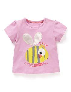 Bee Appliqué T-Shirt