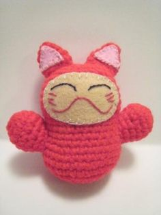 free pattern lucky cat (scroll down for link to pdf file)