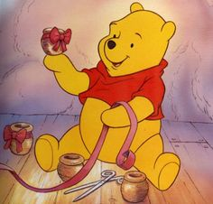 pooh bear was my childhood