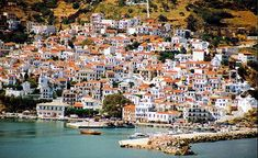 Skopelos is the second most developed tourist destination of the Sporades and one of the greenest islands in the Aegean Sea.