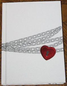 Zentangle heart & chains« The BookMooch Journals