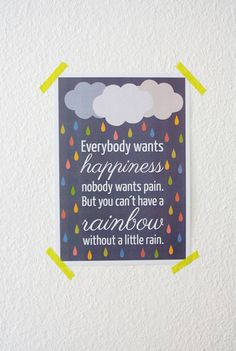"""Poster """"Happiness"""" by supersarah"""