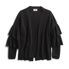 Winter Stylist picks: Ruffle sleeve cardigan