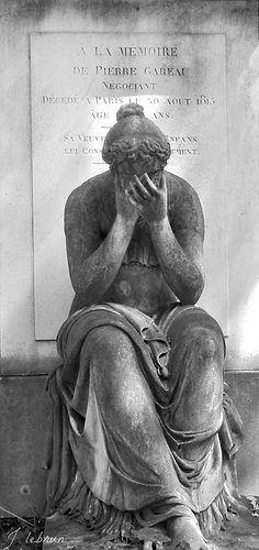 Cemitério Pere Lachaise, Paris, França
