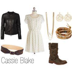 """Cassie Blake"" by ja-vy on Polyvore"