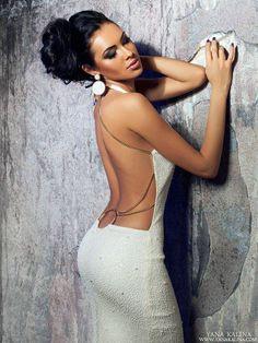 Super Sexy Romanian Foto Model Raluca Dimitru - Super hot dresses