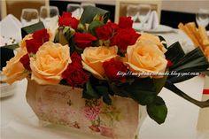 Floral Arrangements for Ema-Alexandra Floral Arrangements, Table Decorations, Home Decor, Home Interior Design, Flower Arrangement, Decoration Home, Flower Arrangements, Table Arrangements, Dinner Table Decorations